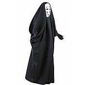 Cosplay Kostýmy Angel & Devil Filmové kostýmy Černá Kabát Maska Halloween Vánoce Nový rok Pánské
