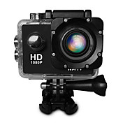 SJ4000 Akční kamera / Sportovní kamera 20MP 4608 x 3456 WIFI Ayarlanabilir Bezdrátový Širokoúhlý 30fps ± 2EV CMOS 32 GB H.264Jedna