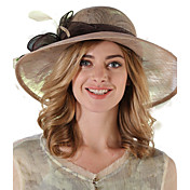Mujer Primavera Verano Otoño Vintage Bonito Fiesta Lino Sombrero Playero,Retazos