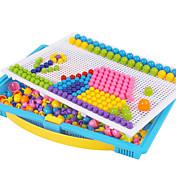 ジグソーパズル DIYキット ジグソーパズル 論理的思考おもちゃ&パズル ビルディングブロック DIYのおもちゃ サーキュラー 四角形