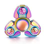 ハンドスピナー こま おもちゃ おもちゃ リングスピナー メタル EDC ADD、ADHD、不安、自閉症を和らげる ストレスや不安の救済 フォーカス玩具 オフィスデスクのおもちゃ アイデアおもちゃ