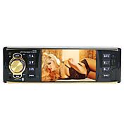 4019b 1 autorádio audio stereo 1v usb aux fm rozhlasová stanice bluetooth handsfree s dálkovým ovládáním fm rádio auto mp5 přehrávač