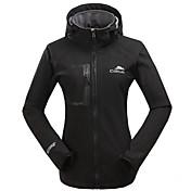 女性用 トップス スキー キャンピング&ハイキング 釣り 登山 ランニング 防風 高通気性 耐摩耗性 秋
