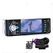 Reproductor de música de la radio del coche con la cámara de la visión posterior apoye el vídeo del coche del transmisor del bluetooth mp5