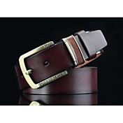 Hombre Vintage Casual Moda Aleación Cinturón de Cintura