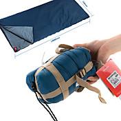 Colchoneta de dormir Saco Rectangular Sencilla 20 Algodón T/CX70 Caza Senderismo Playa Camping Viaje Mantiene abrigado A Prueba de