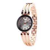 Mujer Reloj de Vestir Reloj de Moda Reloj de Pulsera Simulado Diamante Reloj Chino Cuarzo La imitación de diamante Aleación Banda Heart