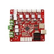 Anet a8 3d impresora mainboard anet v1.0 para reprap mendel prusa control motherboard