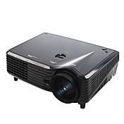LCD WVGA (800x480) Proyector,LED 2000 Alta Definición Negocios Bombilla incluida Interior Funda Incluida Portátil Otros Ajustable 1080P