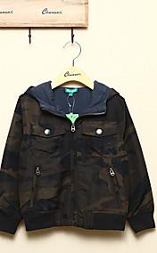 Chunyazi Mode Camouflage-Jacke