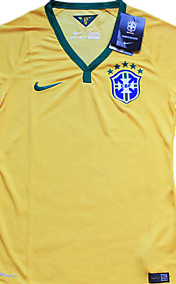 WM 2014 Frauen-Trikots Brasilien