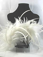 豪華な羽毛♥ウェディング♥コサージュ(TH013)