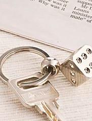 """""""Štěstí vegas"""" kostky klíčenka v sáčku sametové dárkové"""