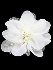 prekrasna tila / poliester svadba vjenčanje cvijet / gornji dio ženske odjeće / headpiece
