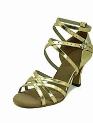 koženkové horní krajka-up taneční boty taneční sál praxe latin boty pro ženy více barev