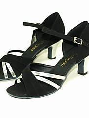 sametové / koženka horní taneční boty taneční sál latin boty pro ženy více barev