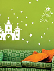 Kids Cartoon Decoration Wall Stickers