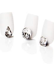 3d diamond nehtů (20 ks)