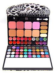 Nový 72 barev makeup palette verze