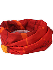 100% polyester mikrovlákno na kole šátek (barvu jako mix)