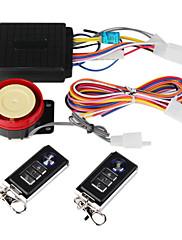 profesionální 120-125dB motocykl alarm s dálkovým ovladačem