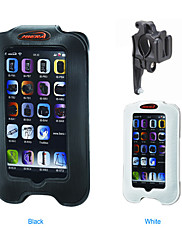 4インチ触れること携帯電話の画面を持つIBERAサイクリングハンドヘルドケース