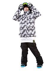 TSN \ AXIS万ミリメートル防水ユニセックススキージャケット(マルチカラー可能)
