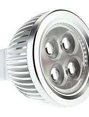MR16 4W 320-360LM 3000-3500Kウォームホワイトライトは、スポット電球(12V)のLED
