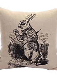 mr. rubbit prádlo dekorativní polštář