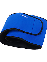 腰用サポーター スポーツサポート 容易に痛み 保護 マッスルサポート フィットネス バドミントン ランニング ブラウン