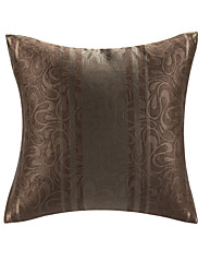 Stylový hnědá polyester dekorativní polštář