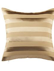 Moderní pruhované polyester dekorační polštář s vložkou