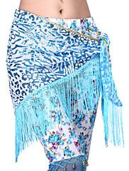 výkon dancewear tylem s tanečním střapec břišním pásem pro dámy více barev