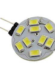 1,5W g4 osvětlená reflektor 9 smd 5730 110-120 lm přírodní bílá dc 12 v