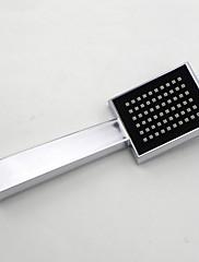 10.1dx21lcm náměstí handheld stupeň abs sprcha (chromovaná)