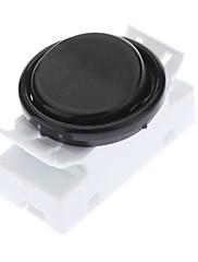 KS3-0-0黒いボタンスイッチ
