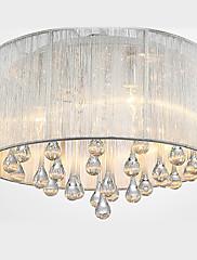 maishang® stropní svítidlo moderní křišťálové 4 kontrolky