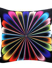 18twopages®「四角芸術花柄ポリエステル装飾的な枕カバー