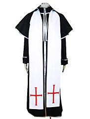 Cosplay Kostýmy Kostým na Večírek Upír Festival/Svátek Halloweenské kostýmy Černá Patchwork Kalhoty Přehoz šála či šátek Halloween Pánské