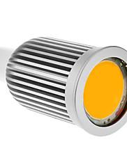 GU10 9W 1xCOB 780-800lm 3000-3500K teplá bílá LED bodová žárovka (85-265V)