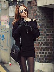 Dámská Asym Cold Shoulder Mini Dress