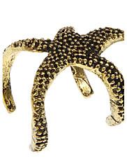 Punk slitina zlata (Starfish) Dámské prsteny
