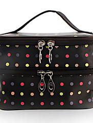 Dot Pattern Double Layer kosmetická taška