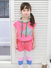 Hvězda Sport Hoddie Oblečení Sady pro holku