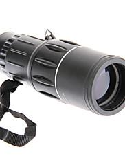 16X 52 mm 単眼鏡 BAK4 60m/8000m 全面コーティング 一般用途向け 標準 グリーン
