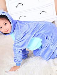 青コアラフランネルキッズ着ぐるみパジャマ