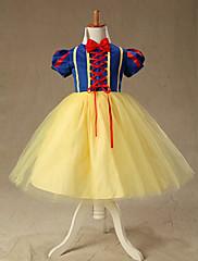 デラックスリトル白雪姫プリンセスキッズハロウィンコスチューム子供の日パーティードレス