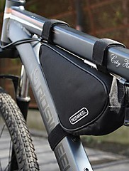 Roswheel Triangle Jízda na kole Půjčovna kol přední trubky rámu Bag Venkovní Mountain Bike Pouch 1,5 l