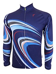 Getmoving ® Unisex jaro podzim dlouhý rukáv cyklistický dres