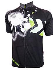Getmoving ® Nový design prodyšný polyester Spandex Fabric Cycling Jersey